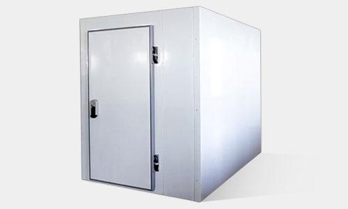 Modular System Cold Storage Depots